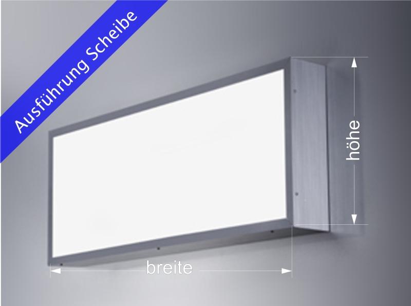 leuchtkasten rechteckig versandkostenfrei schnell g nstig. Black Bedroom Furniture Sets. Home Design Ideas