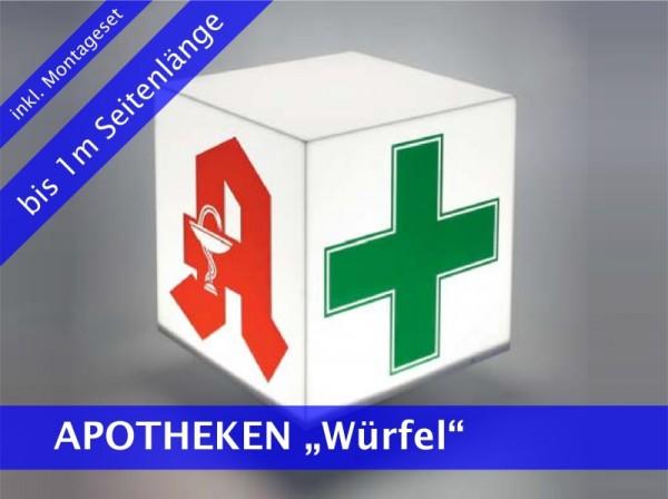 """Apotheken """"Würfel"""""""
