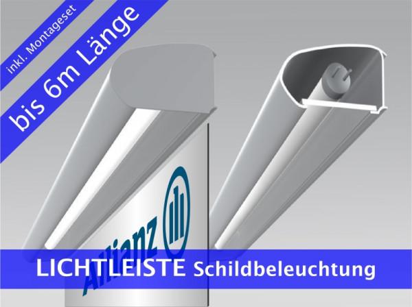 Lichtleiste / Schildbeleuchtung